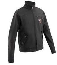 Equestrian clothing men's jacket windproof and warm clothing knight riding gear