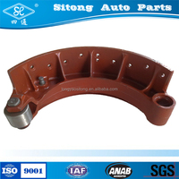 Heavy Truck Brake Shoe For MAN Truck Trailer