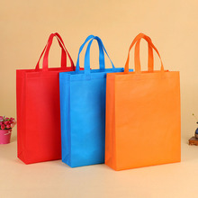 OEM production biodegradable shopping non woven fabric tote bag for sale