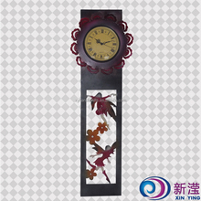 Latest Fashion latest fashion fancy decorative metal craft wall clock