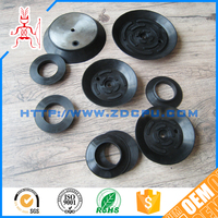 High precision small high tensile easy running suction cup for glass table
