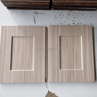 New Desgin Wooden Grain Cabinet Doors