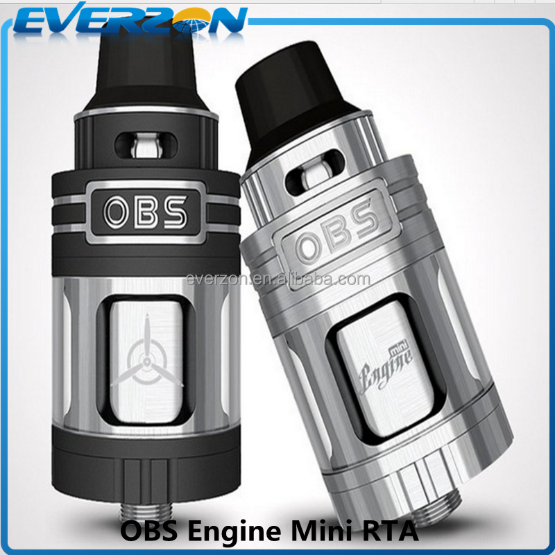 obs engine OBS Engine Mini RTA- 3.5ml electronic cigarette from Everzon