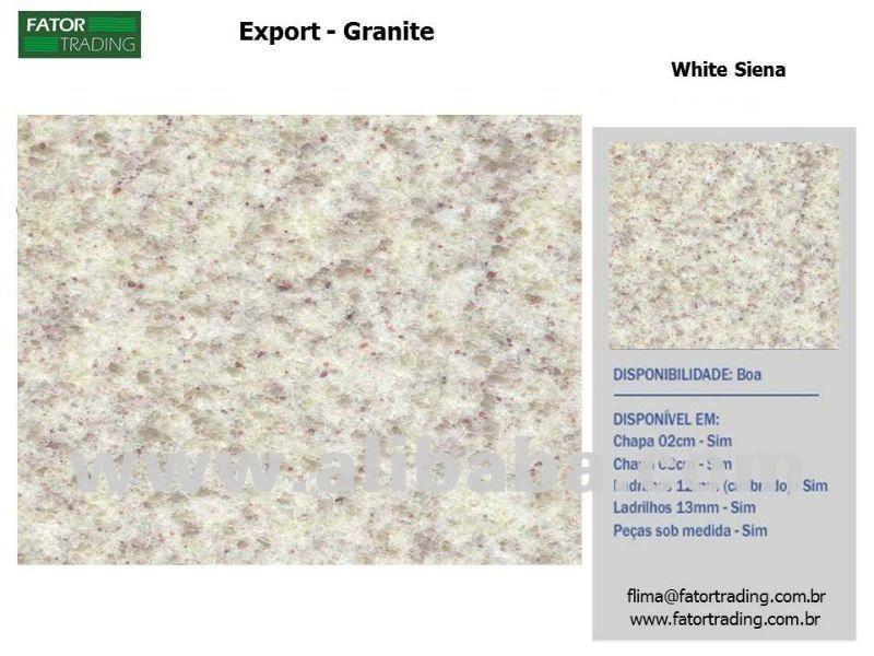 Blanco siena granito identificaci n del producto 123300435 for Granito brasileno precio