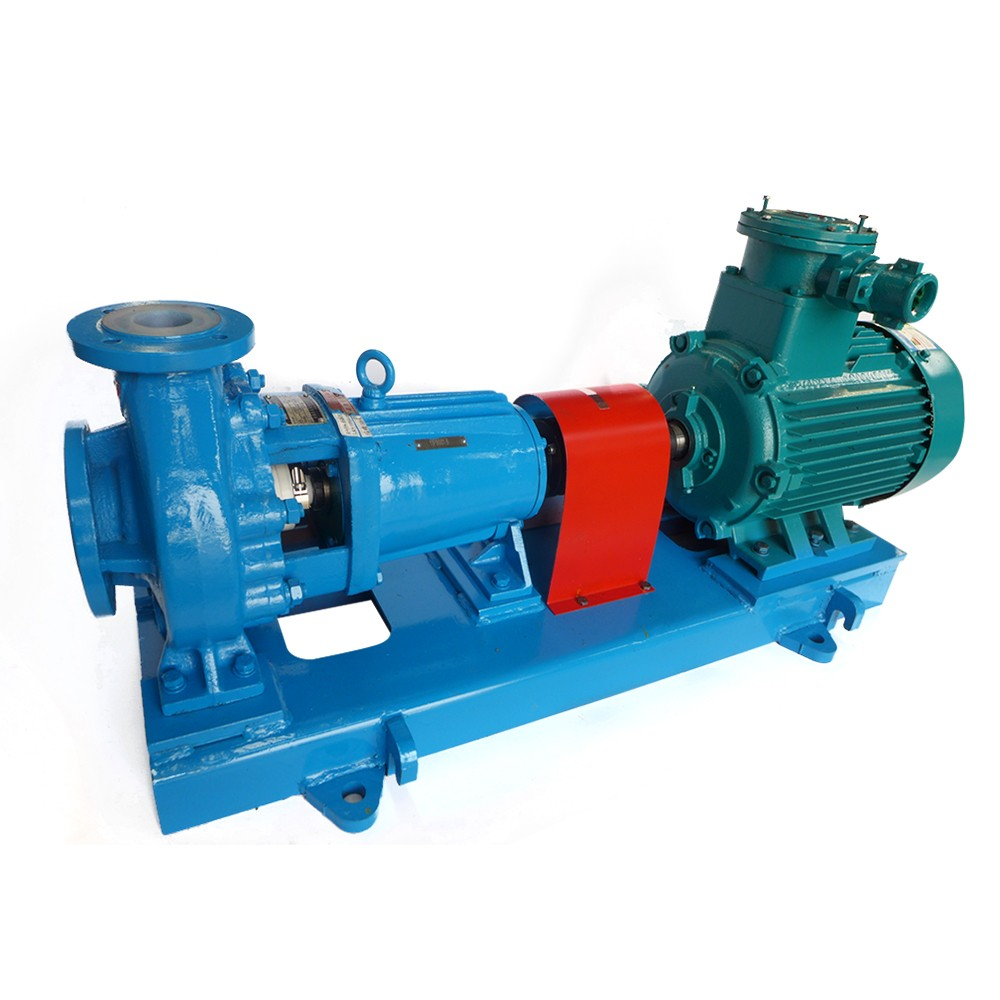 ISO9001 Standard chemical process plant pump to increase water pressure supplier