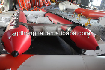 inflatable boat catamaran