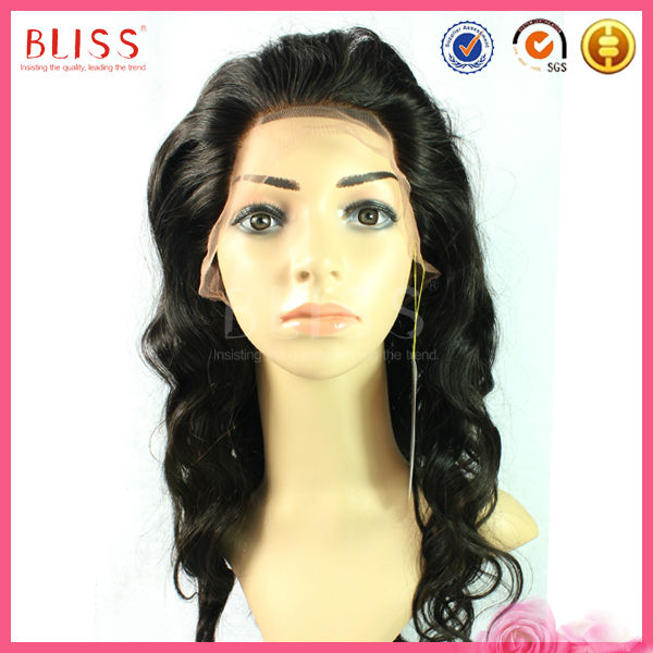 New produts on Aliexpress hair! full lace wig made swiss voile lace high quality 2013