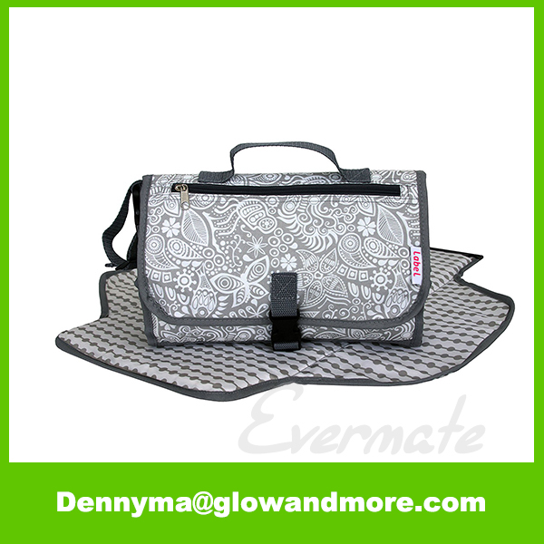 Portable Diaper Changing Station for Travel Changing Pad