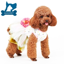 Happy Moment Dog Wedding Dress Birthday Pet Dress All Size Available