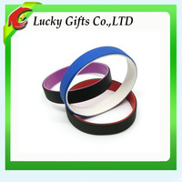 Wholesale Charm Custom Super Elastic Silicone Rubber Bands for Kids