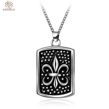 Stainless Steel Punk Jewelry Pendant Necklace Pendant Wholesale Distributors