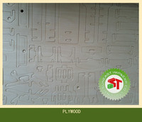 High quality plywood, basswood laser plywood jigsaw, light plywood