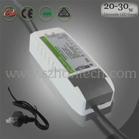 Hontech-wins constant voltage 12vdc output 20W 320mA power supply single output led driver