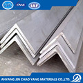 Exporting Galvanized Q345 Angle Steel with SGS Test Report