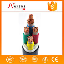 0.6/1kv Low Smoke Low Toxicity Flame Retardant and Fire-resistant Environmental Protection Power Cable