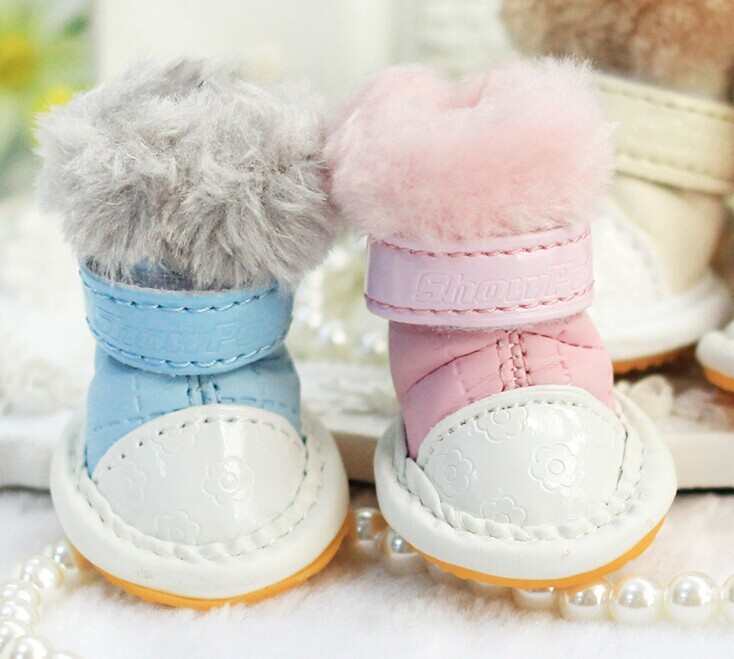 Pet Fashion Winter Dog Shoes Dog Boots Shoes Wholesale Pet Supplies Pet Accessories For Dogs
