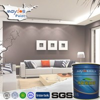 Maydos superior touchness odorless waterproof emulsion paint