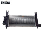 Factory Wholesale Price Tube Fin Intercooler Assembly for Nissan Navara D40 Pathfinder R51 14461-EB360 14461EB360
