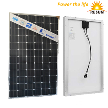 High effiency mono 320w 300w solar panel for solar power system home