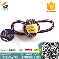 Wholesale high quality durable chew rope pet toys for dog