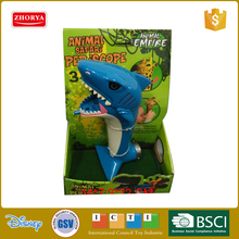 Zhorya kids new item shark periscope animal telescope toy