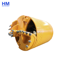 Cheap Price Double Cut Rock Drilling Bucket for Oil Drilling Rig