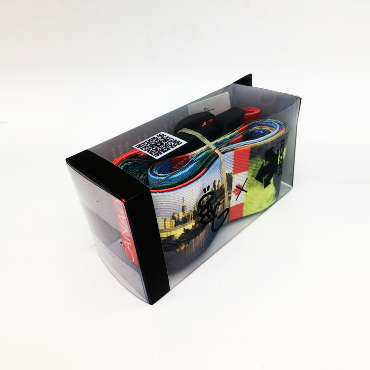 Custom Packaging clear PVC PET transparent plastic box trade assurance