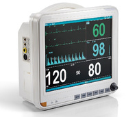 CE Approved HM-8000D 15 Inch LCD Patient Monitor