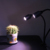 2019 NEW LED plant growth lamp , clip and gooseneck lamp arm flexible fixed plant lamp,LED full spectrum plant lamp with timer,
