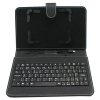 Tablet covers and cases with Attached Keyboard and Stand for ipad 2