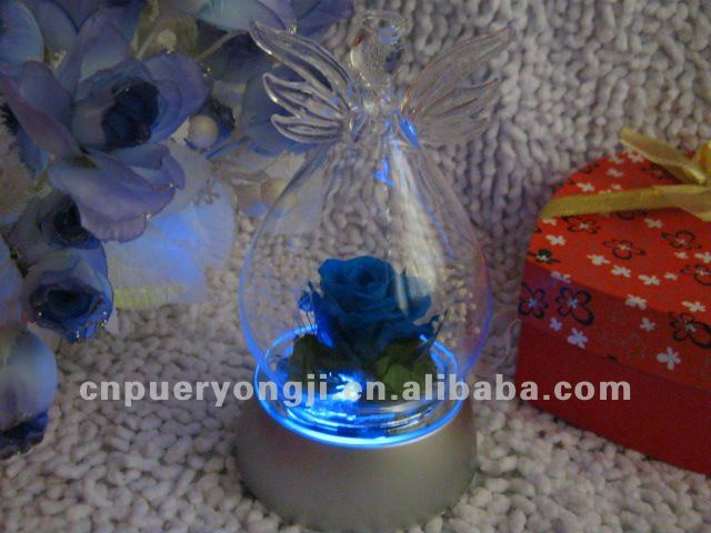 Best Selling Wedding Gifts 100% Natural Preserved Big Roses