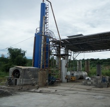 Hot selling ! Factory directly high profitable waste oil convert diesel machines