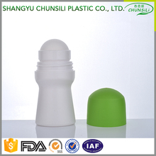perfume bottle cosmetic packagings 50ml empty container deodorant roll on vial
