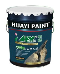 good price natural stone varnish spray lacquer with rock chip look