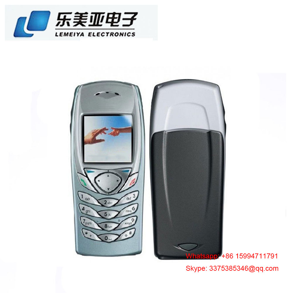 Arabic Persian 6100 GSM Flip Unlocked Cell Phone with Warranty For Nokia 3310 6600 7610 6300 8310