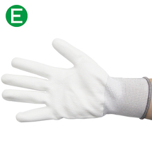 Wholesales Anti Static Pu Coated Safety Working Gloves