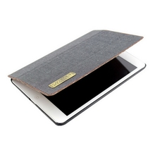 Contemporary hot sale pu leather tablet cases for ipad air
