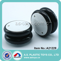 black and white children plastic mini yoyo toys