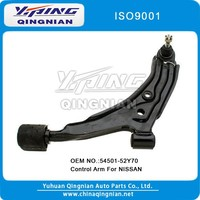 Auto Parts Lower Control Arm Used for Nissan Sunny OEM:54501-52Y70
