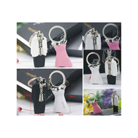 Promotional Keyring For Lovers High Quality Keyrings Design