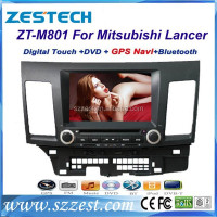 ZESTECH 8'' wholesale high performance auto parts for mitsubishi lancer