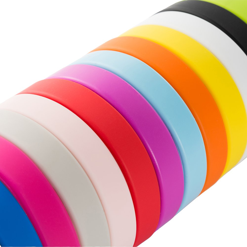 Customized Silicone Bracelet In Cheap Price And Fast Delivery