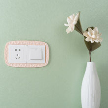 Cute Electrical Protecting PVC Rubber Switch Cover