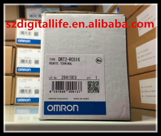 NEW OMRON PLC remote terminal DRT2-ROS16 with best price
