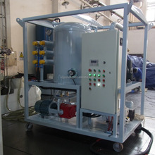 Mobile Transformer Oil Filtering and Degassing Unit