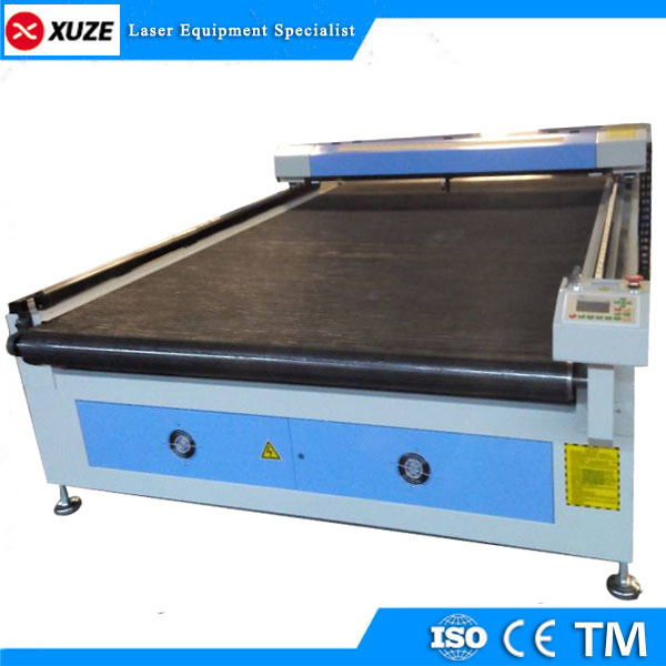 XZ-2030 Bigger Laesr Cutting Equipment applicable in Billboard making industry