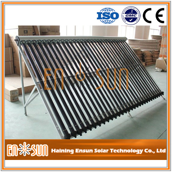 Factory wholesale Good Quality 18Tube Solar Collector