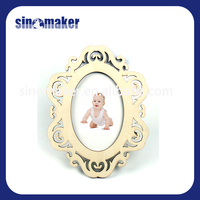 Factory supply hand carved wood photo frames with A Discount