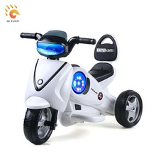 kids electric motorcycle battery operated motorcycle with colorful led lights