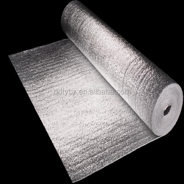 Aluminum Foil Epe Foam Insulation Carpet Underlay Laminate